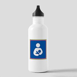 Brestfeeding Icon Stainless Water Bottle 1.0L