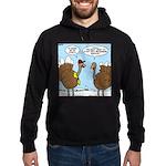 Talking Turkey Hoodie (dark)