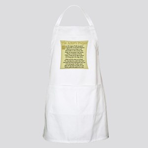 The Actor's Prayer BBQ Apron
