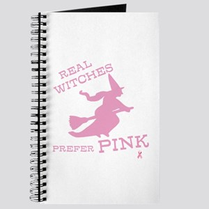 Pink Witch Journal