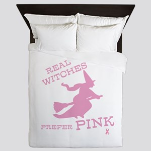 Pink Witch Queen Duvet