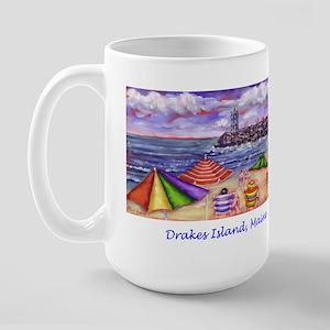 Drakes Island Large Mug
