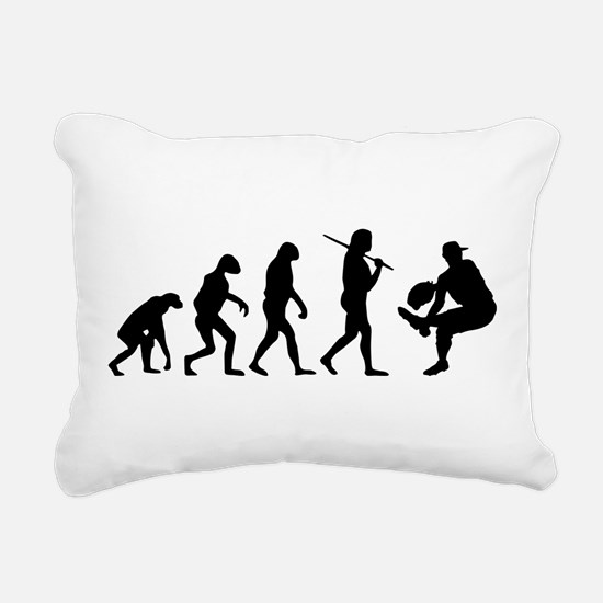 Cute Ape Rectangular Canvas Pillow