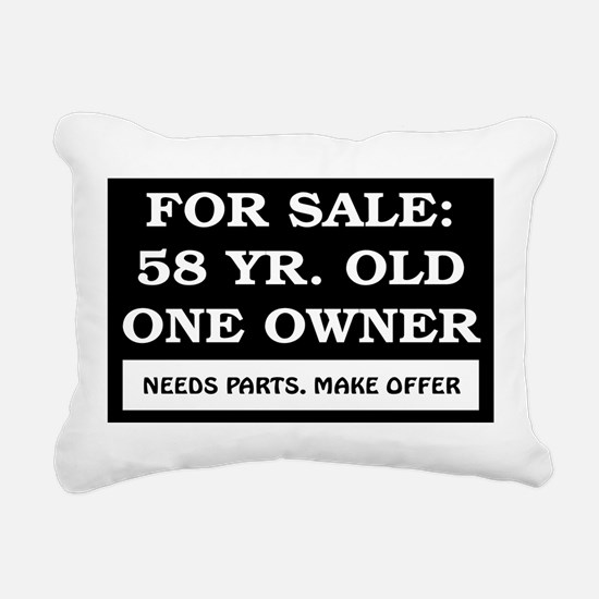 AGE_for_sale58.png Rectangular Canvas Pillow