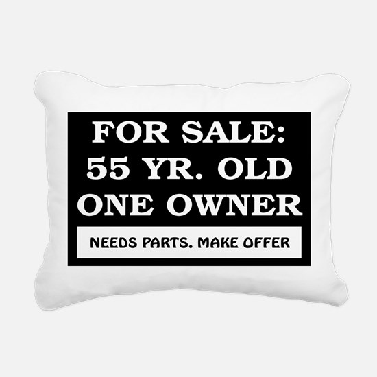 AGE_for_sale55.png Rectangular Canvas Pillow
