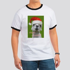 Cuddle Me Christmas Ringer T