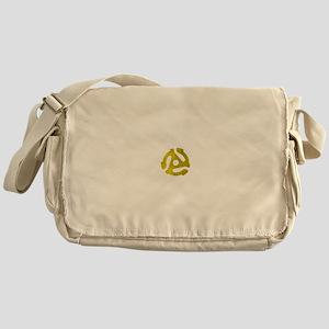 45 RPM Adaptor Messenger Bag