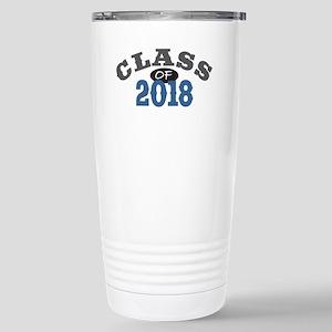 Class of 2018 Stainless Steel Travel Mug