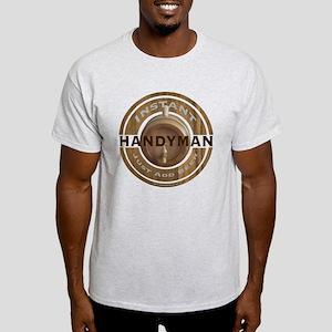 Instant Handyman Beer Light T-Shirt