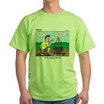 KNOTS Soup Green T-Shirt