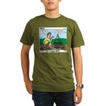 KNOTS Soup Organic Men's T-Shirt (dark)