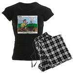KNOTS Soup Women's Dark Pajamas