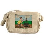 KNOTS Soup Messenger Bag