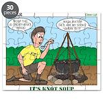 KNOTS Soup Puzzle