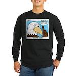 Scout Eagles Long Sleeve Dark T-Shirt