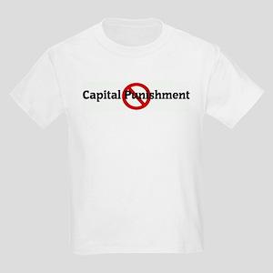 Anti Capital Punishment Kids T-Shirt