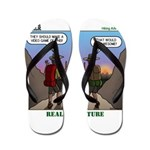 Take a Hike Flip Flops