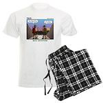 Take a Hike Men's Light Pajamas