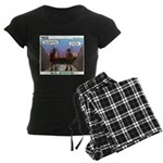 Take a Hike Women's Dark Pajamas