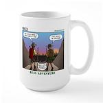 Take a Hike Large Mug