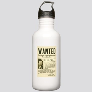 J. C. D. Pratt Wanted Stainless Water Bottle 1.0L