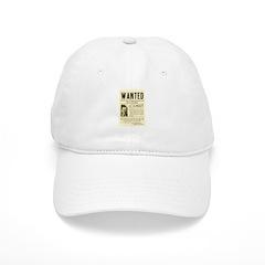 J. C. D. Pratt Wanted Baseball Cap