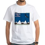 Flying High White T-Shirt