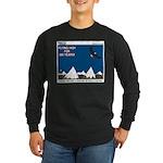 Flying High Long Sleeve Dark T-Shirt