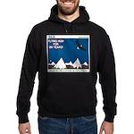 Flying High Hoodie (dark)