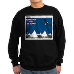 Flying High Sweatshirt (dark)