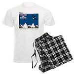 Flying High Men's Light Pajamas