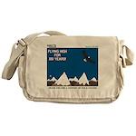 Flying High Messenger Bag