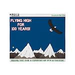 Flying High Throw Blanket