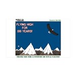 Flying High 35x21 Wall Decal