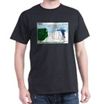 Winter Camping Dark T-Shirt