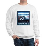 Forward with Bo, the first dog. Sweatshirt