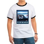 Forward with Bo, the first dog. Ringer T