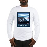 Forward with Bo, the first dog. Long Sleeve T-Shir