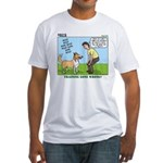 Dog Care Fitted T-Shirt