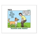 Dog Care Small Poster