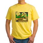 Family Fun Yellow T-Shirt