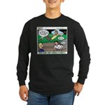 Family Fun Long Sleeve Dark T-Shirt