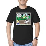 Family Fun Men's Fitted T-Shirt (dark)