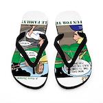 Family Fun Flip Flops