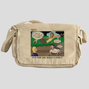 Family Fun Messenger Bag