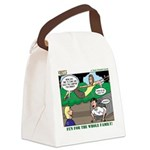 Family Fun Canvas Lunch Bag