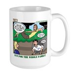 Family Fun Large Mug