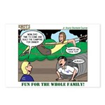 Family Fun Postcards (Package of 8)