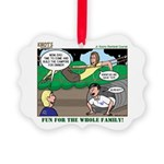 Family Fun Picture Ornament