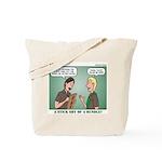 KNOTS Review Board Tote Bag
